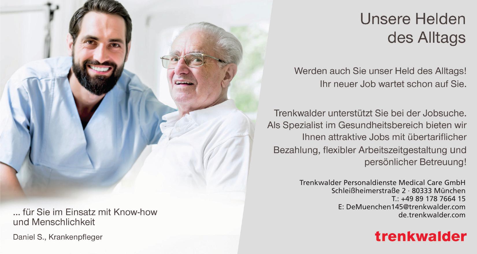 Trenkwalder Personaldienste Medical Care GmbH