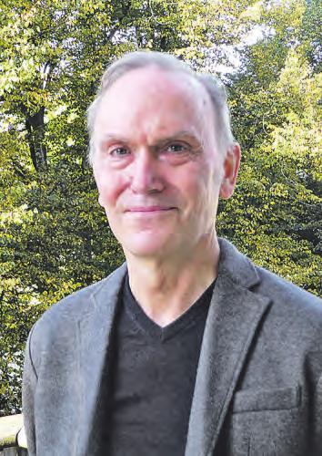 Geschäftsführer Kai Puhlmann, ein Vorreiter der Hospizbewegung