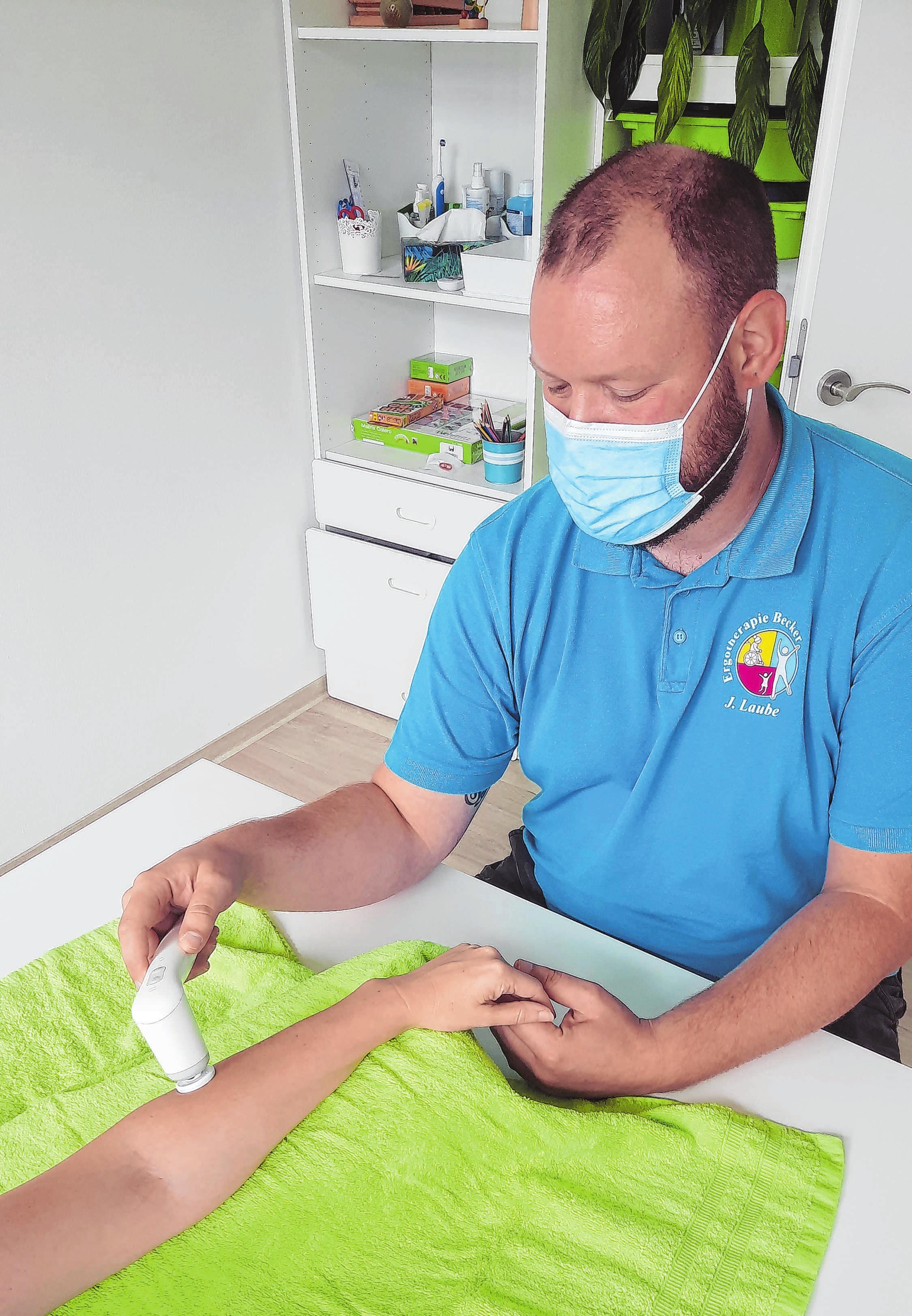 Die Massage-Lockerung dient der Entspannung der Muskulatur und Gelenke für eine bessere Durchblutung, grade nach Unfällen oder verschiedensten Krankheitsbildern.