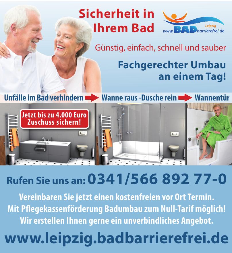 Bad Barrierefrei Leipzig