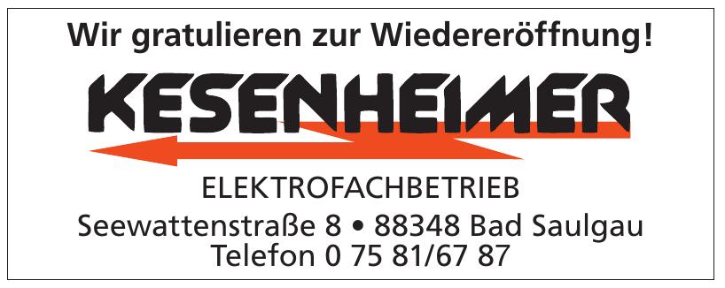 Kesenheimer