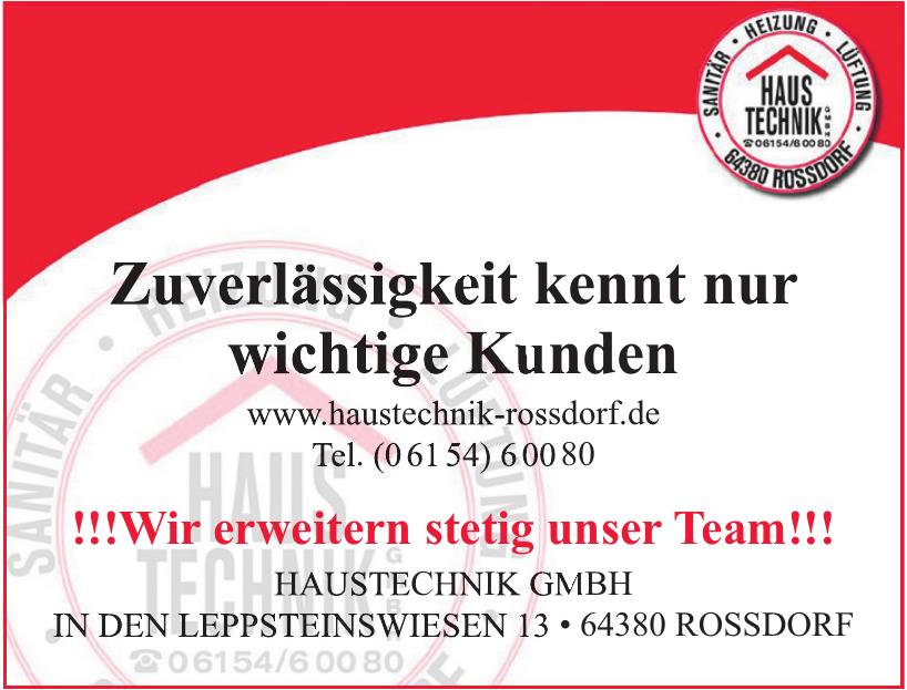 Haustechnik GmbH