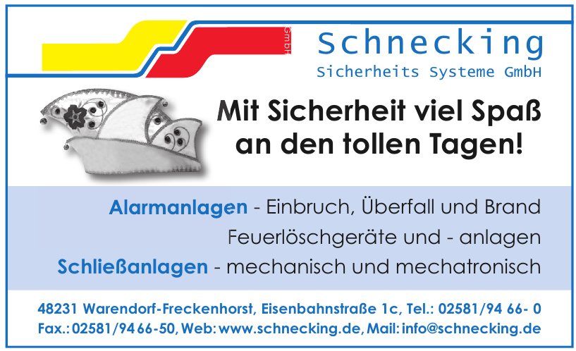 Schnecking Sicherheits Systeme GmbH