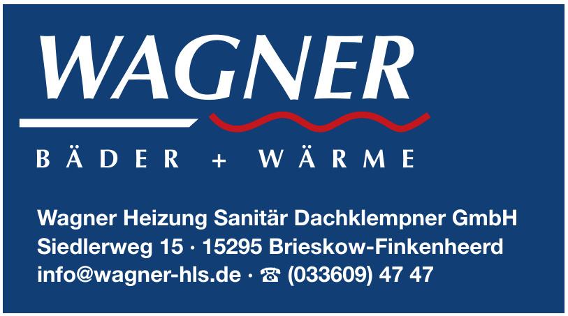 Wagner Heizung Sanitär Dachklempner GmbH