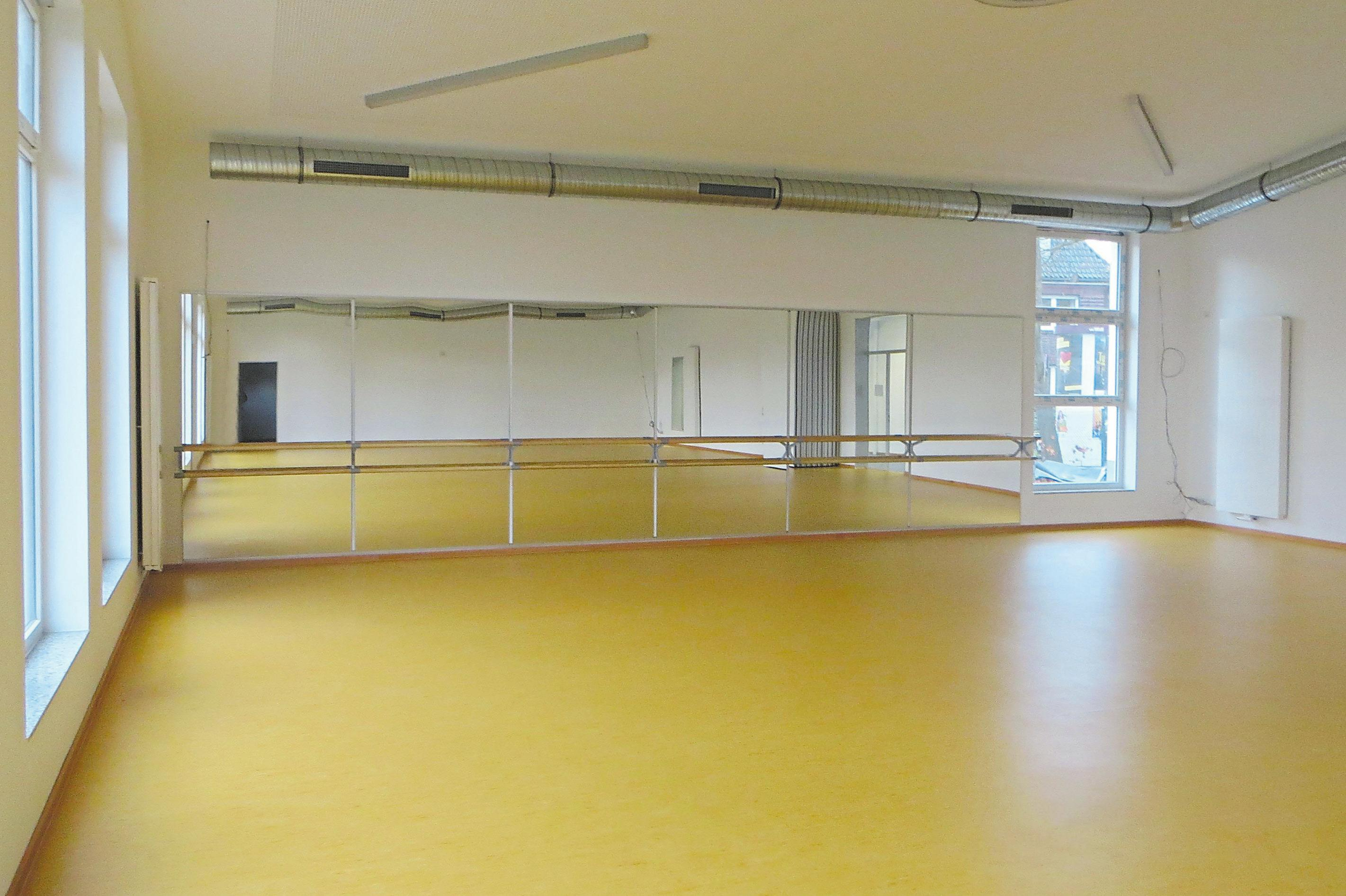 So sieht die neue Doppelhalle aus – gleichgroß wie die bereits bestehende. Foto: TuS Hiltrup