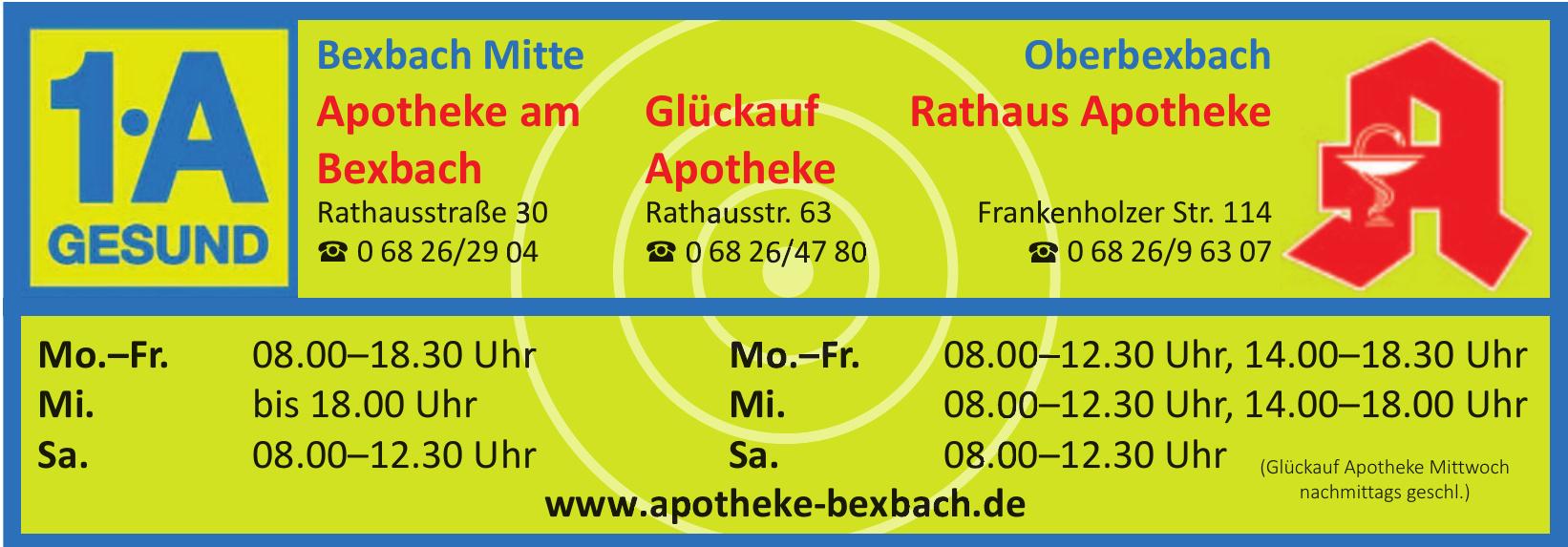 Oberbexbach Rathaus-Apotheke