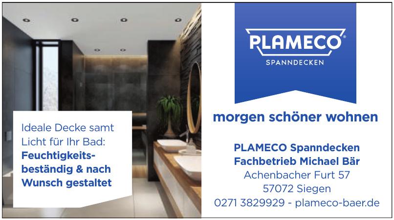 PLAMECO-Fachbetrieb Michael Bär