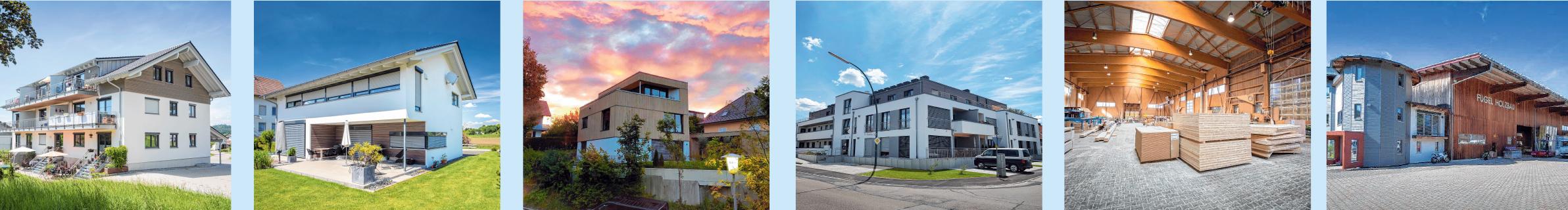 Holzbau Fugel: Holzhäuser bieten Wohlfühlatmosphäre Image 1