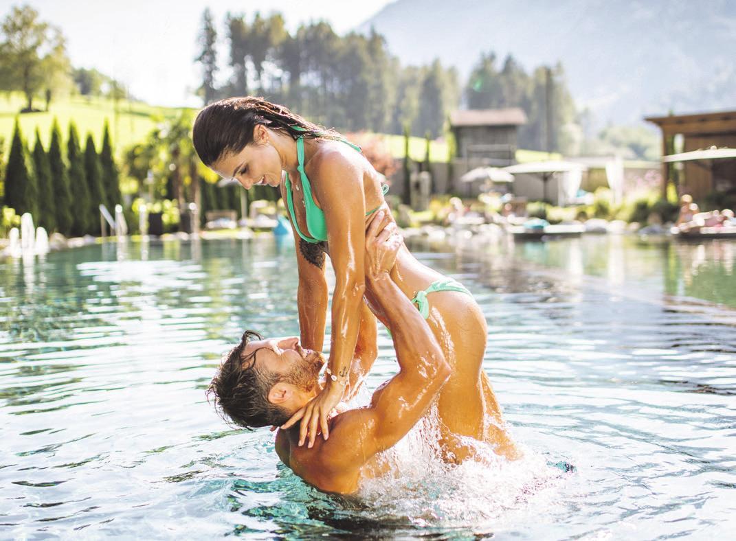 Durchatmen und Spaß haben. Foto: Andreus Resort