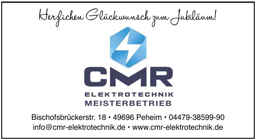 CMR Elektrotechnik