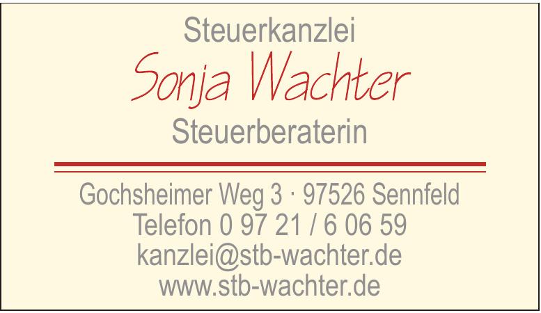 Sonja Wachter - Steuerberaterin