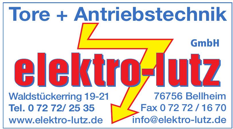 Elektro Lutz GmbH