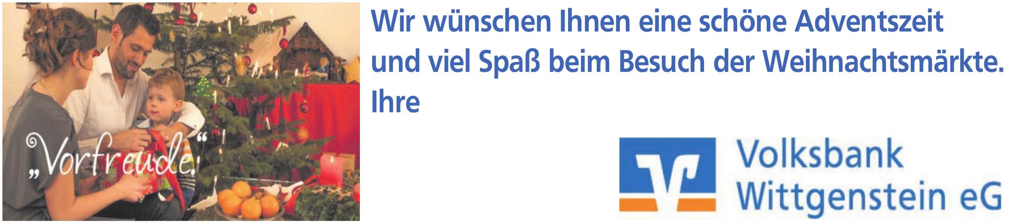 Volksbank Wittgenstein eG