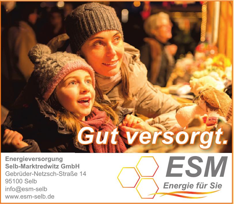 Energieversorgung Selb-Marktredwitz GmbH