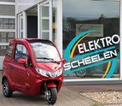 Das Autohaus SCHEELEN wurde vor kurzem an der Magdeburger Str.11 in Krefeld eröffnet.