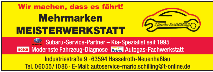 Mario Schilling Autoservice