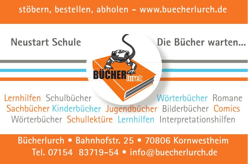 Bücherlurch GbR