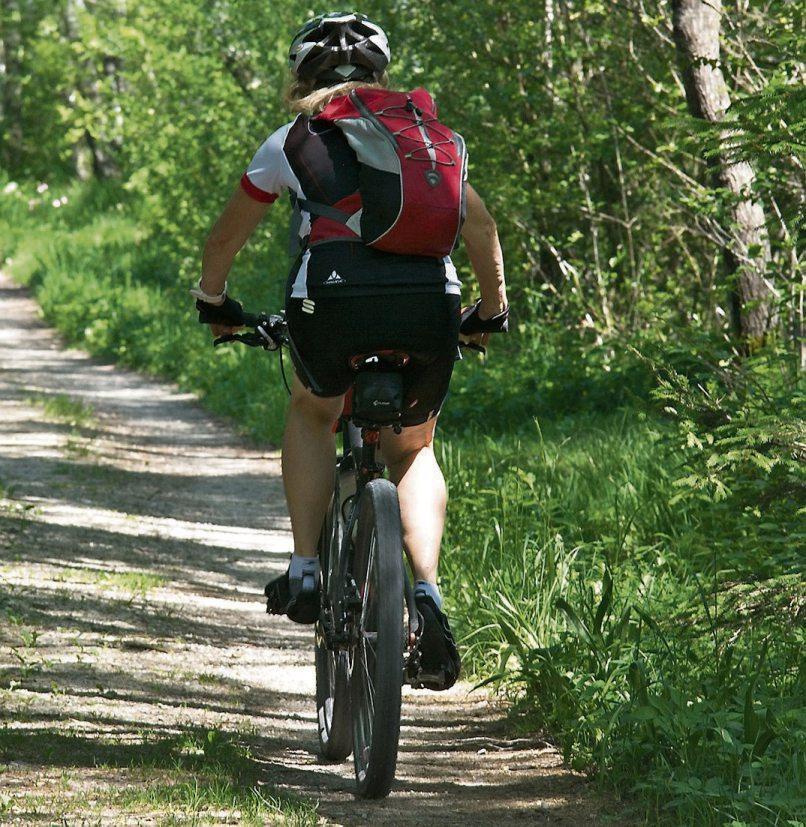 Darumist auch beimhochwertigen neuen Rad die richtige Sitzposition so wichtig