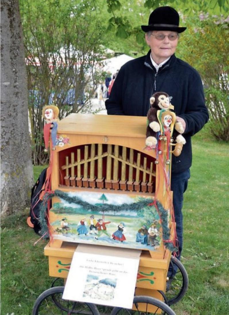 Das Kirchberger Klosterfest am 1.Mai ist ein Erlebnis für die ganze Familie. Bilder: Kloster Kirchberg