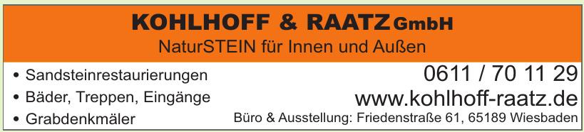 Kohstoff & Raatz GmbH