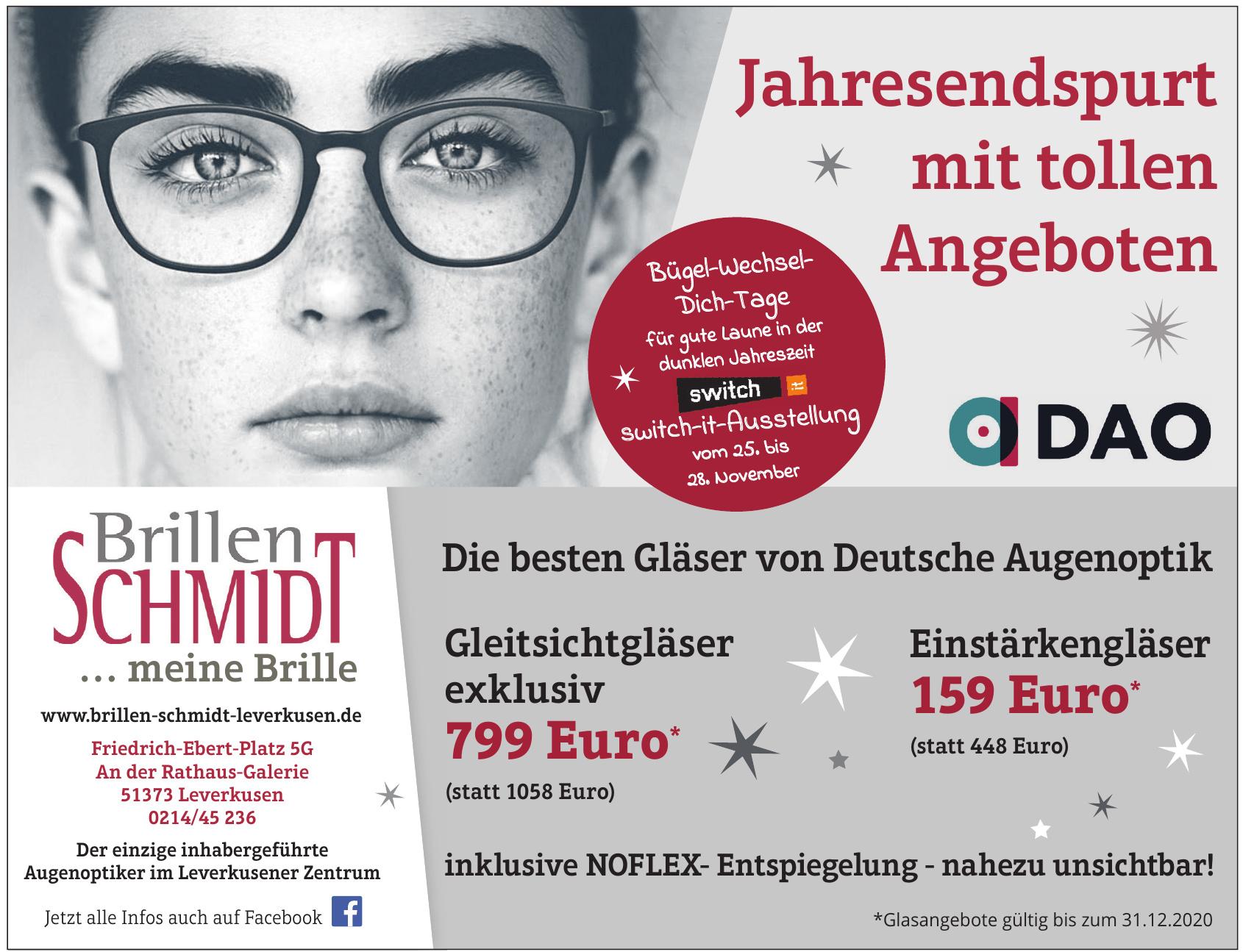 Brillen Schmidt