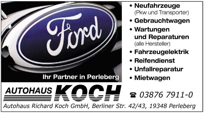 Autohaus Richard Koch GmbH