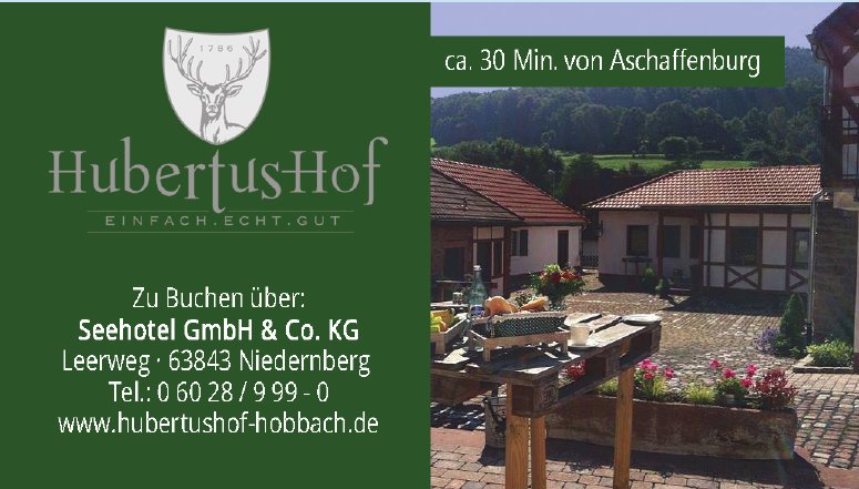 Hubertus Hof - Seehotel GmbH & Co. KG
