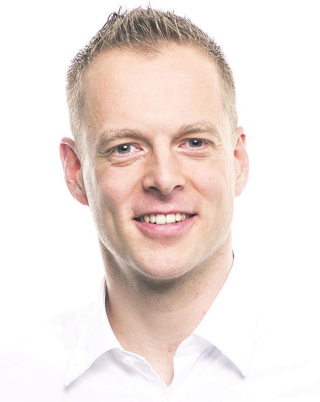 Dr. Kai Schütz, Geschäftsführer Vattenfall Smarter Living GmbH
