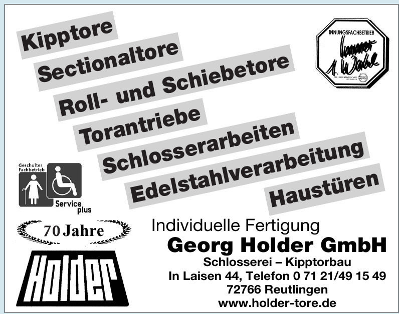 Georg Holder GmbH