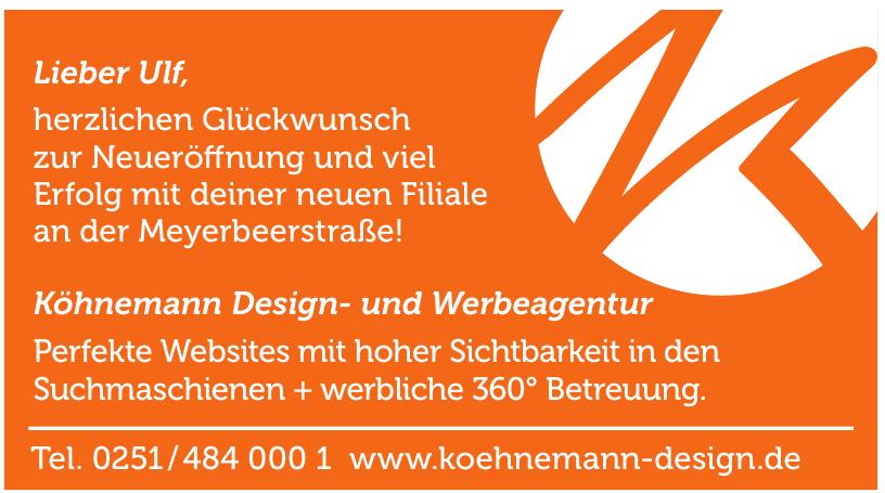 Köhnemann Design- und Werbeagentur