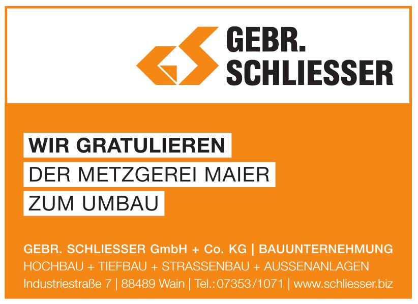 Gerb. Schiesser GmbH + Co. KG