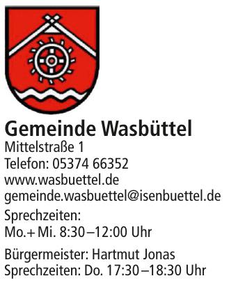 Gemeinde Wasbüttel