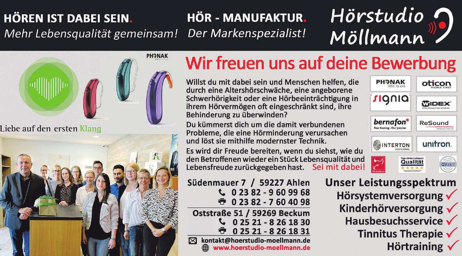 Hörstudio Möllmann