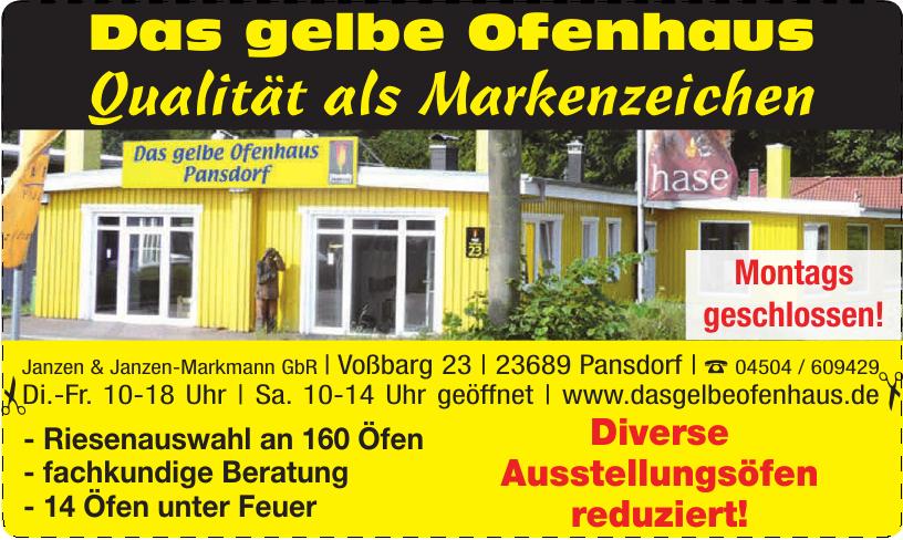 Janzen & Janzen-Markmann GbR