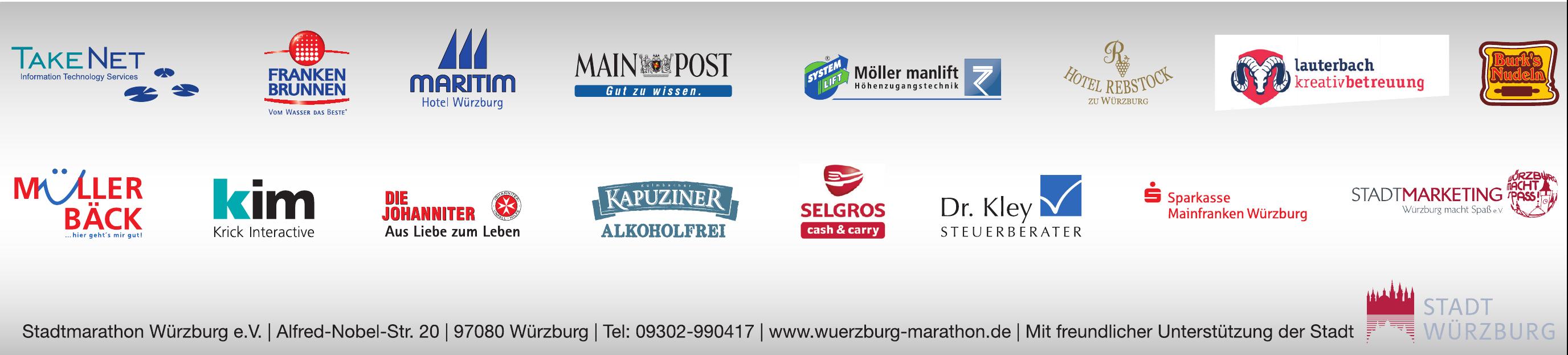 Stadtmarathon Würzburg e.V.