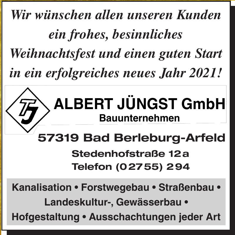 Albert Jüngst GmbH Bauunternehmen