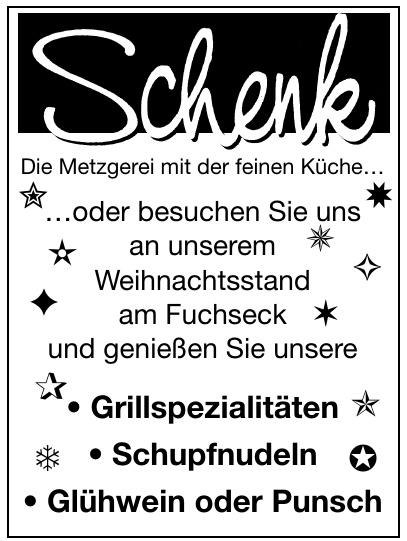 Metzgerei Schenk