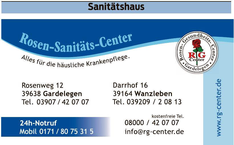 Rosen-Sanitäts-Center