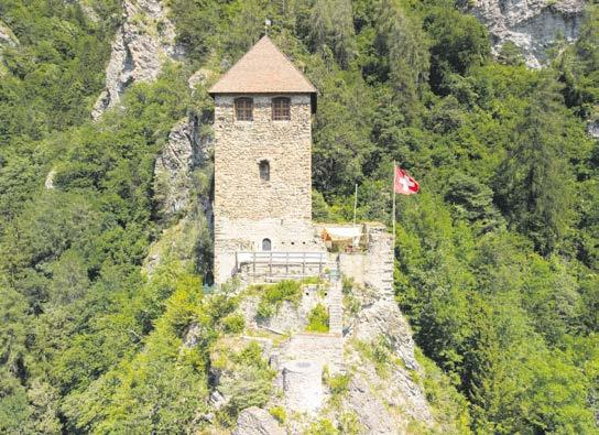 Rheinquelle, Roffla- und Viamala-Schlucht Image 3