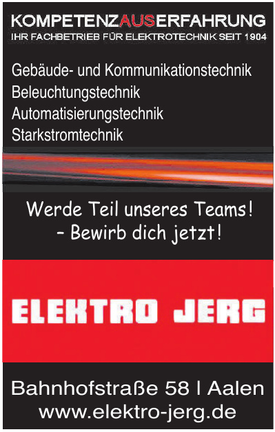 Elektro Jerg