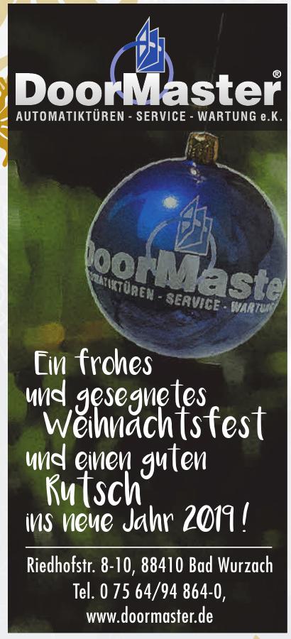 DoorMaster e.K.