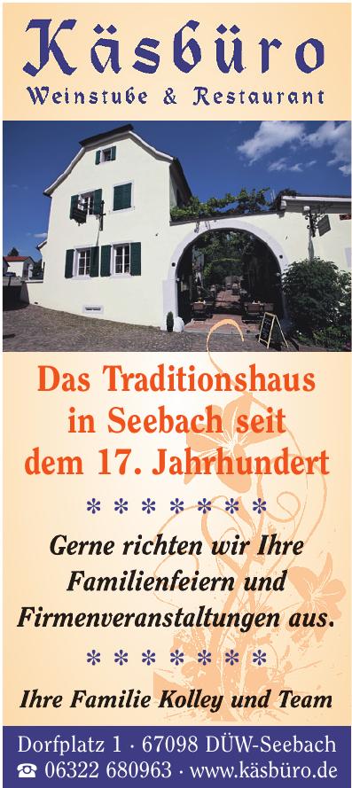 Restaurant`s Käsbüro