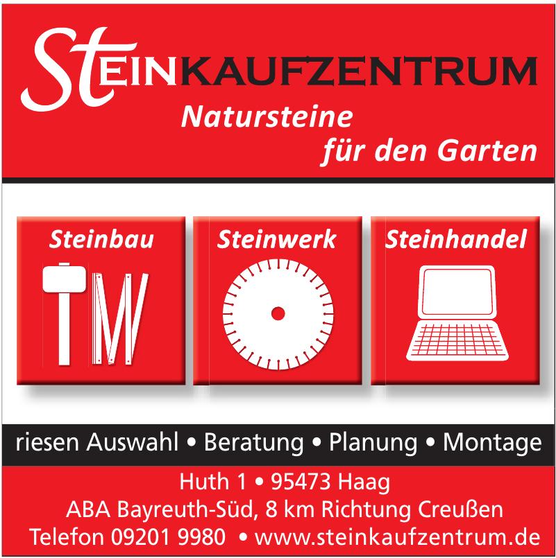 Steinkaufzentrum