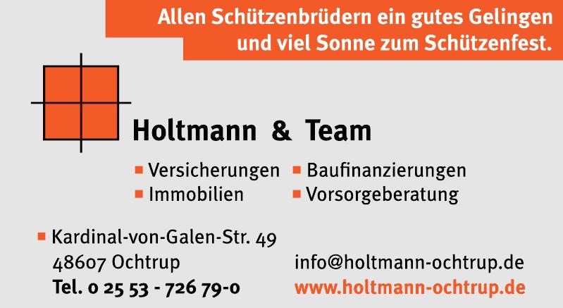A. Holtmann & Team e.K.