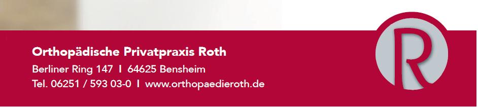 Orthopädische Privatpraxis Roth