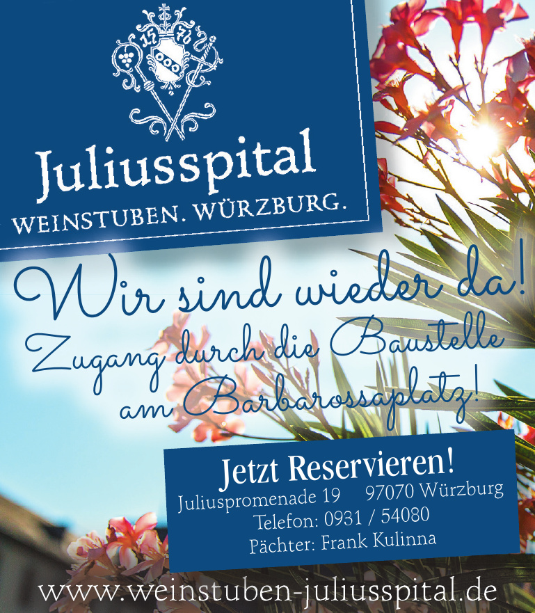 Juliusspital Weinstube