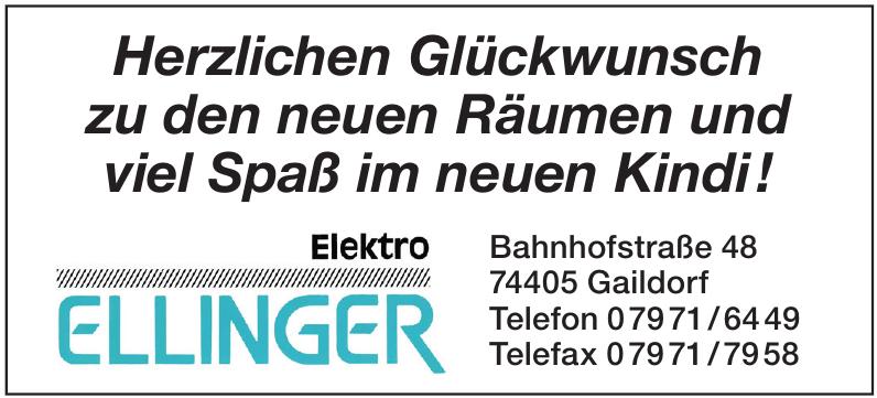 Elektro Ellinger