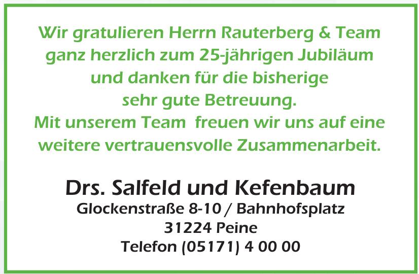 Drs. Salfeld und Kefenbaum