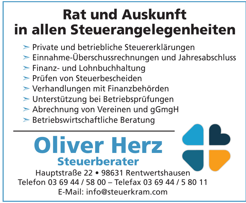 Oliver Herz Steuerberater
