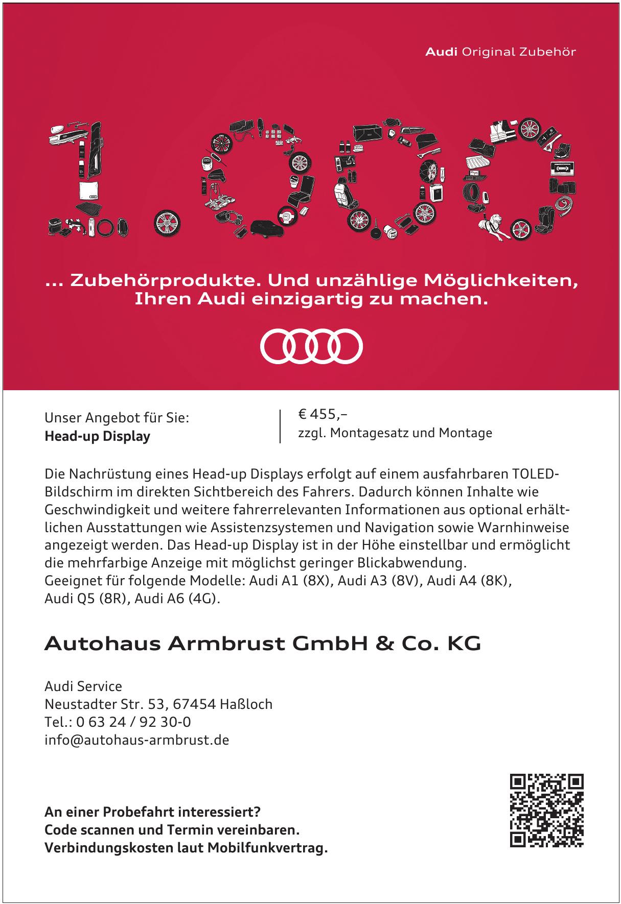 Autohaus Armbrust GmbH & Co. KG